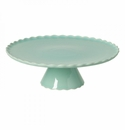 Casafina Forma Green Large Footed Plate