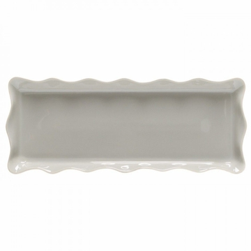 Casafina Gray Rectangular Tray (4)