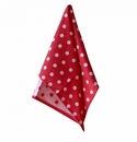Casafina Kitchen Towel Dots Red (6)