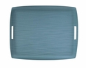 Casafina Large Rectangular Tray Blue