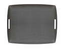 Casafina Large Rectangular Tray Pewter
