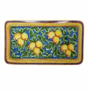 Casafina Limoncello-Italian Large Rectangular Tray
