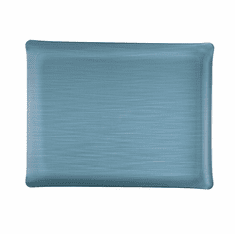 Casafina Medium Rectangular Tray Blue