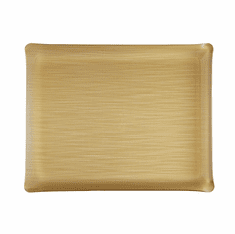 Casafina Medium Rectangular Tray Gold