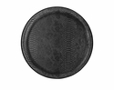 Casafina Medium Round Tray Black