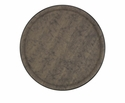 Casafina Medium Round Tray Brown