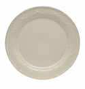 Casafina Meridian Cream Round Decorated Salad Plate (6)