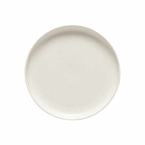 Casafina Pacifica Dinner Plate Vanilla - Set of 6