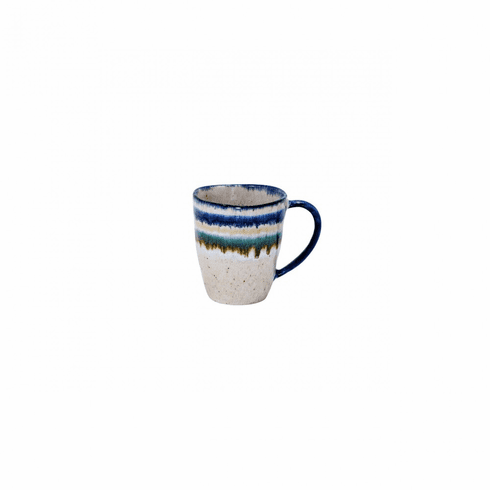 Casafina Sausalito White Straight Coffee Mug White (6)