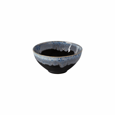 Casafina Taormina Cereal Bowl Black - Set of 6