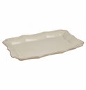 Casafina Vintage Port Cream Rectangular Platter