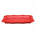 Casafina Vintage Port Red Rectangular Platter