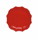 Casafina Vintage Port Red Round Dinner Plate (6)