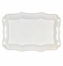 Casafina Vintage Port White Rectangular Platter