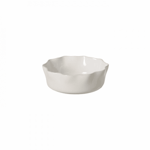 Casafina White Small Pie Dish