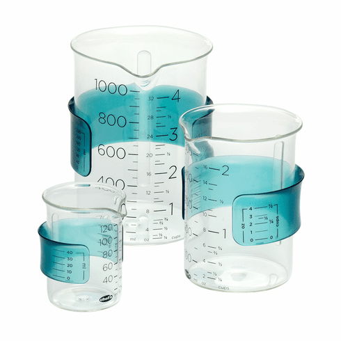 Chef'N Measure Up Beaker Set