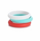 Chewbeads Charles Bangle Set - Cherry