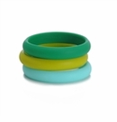 Chewbeads Charles Bangle Set - Green