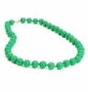 Chewbeads Jane Necklace Emerald