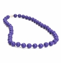 Chewbeads Jane Necklace - Purple