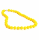 Chewbeads Jane Necklace Sunshine Yellow