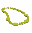 Chewbeads Perry Necklace Chartreuse