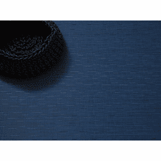 Chilewich Bamboo FloorMat 35X48 Lapis