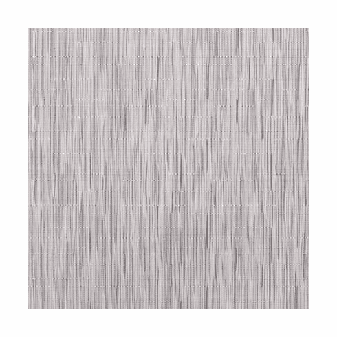 Chilewich Bamboo Table Mat 13x14 - Chalk