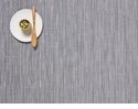 Chilewich Bamboo Table Mat 14X19 Fog