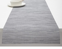 Chilewich Bamboo Table Runner 14X72 Fog