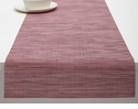 Chilewich Bamboo Table Runner 14X72 Rhubarb