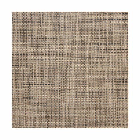 Chilewich Basketweave Table Mat 13x14 - Bark