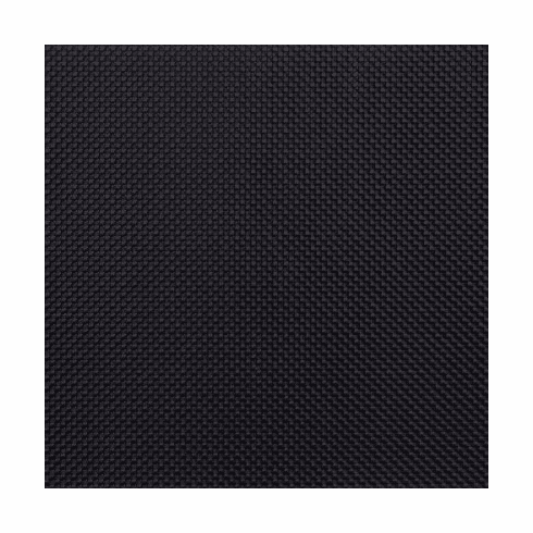Chilewich Basketweave Table Mat 13x14 - Black