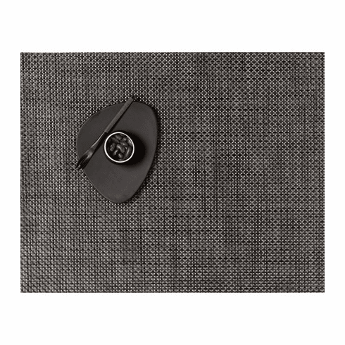 Chilewich Basketweave Table Mat 14x19 - Earth