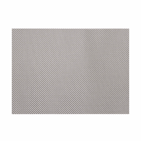 Chilewich Basketweave Table Mat 14x19 - Ice