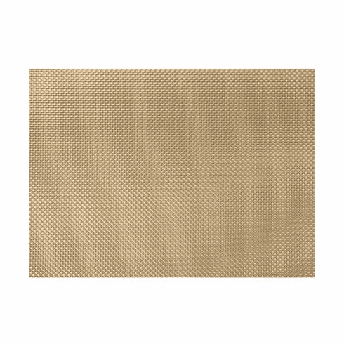 Chilewich Basketweave Table Mat 14x19 - New Gold