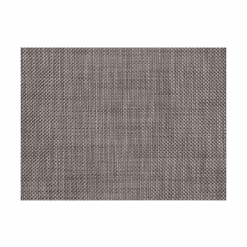 Chilewich Basketweave Table Mat 14x19 - Oyster