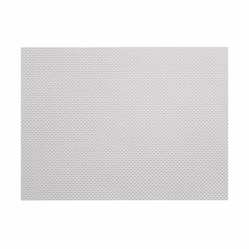 Chilewich Basketweave Table Mat 14x19 - White