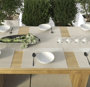 Chilewich Grid Placemats & Table Runners
