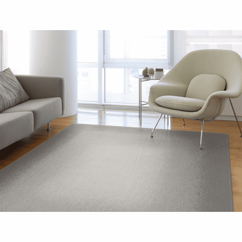 Chilewich Latex Frame Floormat 6 X 9 Grey