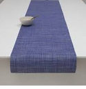 Chilewich Minibasket Table Runner 14X72 - Blueberry