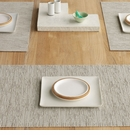 Chilewich Rectangle Natural Placemat 14X9