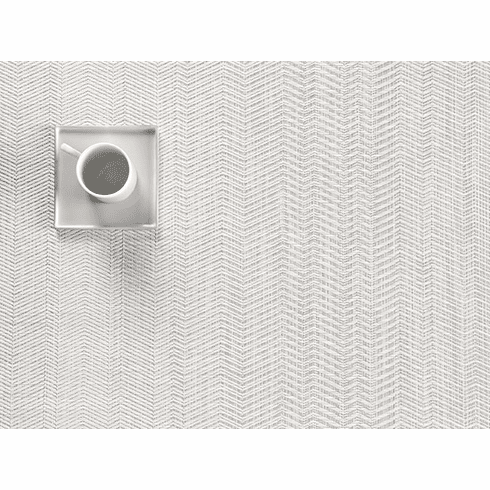 Chilewich Wave Placemat 14X19 Grey