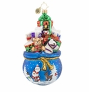 Christopher Radko A Bag of Delights Ornament
