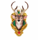 Christopher Radko A Buck For Christmas Ornament