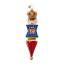 Christopher Radko A Time to Reflect Nutcracker Ornament