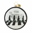 Christopher Radko Abbey Road Christmas Ornament
