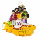 Christopher Radko All Together Now! Sgt Pepper's Ornament