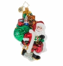 Christopher Radko Almost Time for Christmas! Ornament