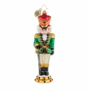 Christopher Radko Attention! Nutcracker Ornament